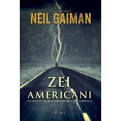 Captivant înc&259; de la primele pagini prin calit&259;&355;ile sale stilistice – care i-au asigurat deja un loc pe rafturile de literatur&259; clasic&259; – romanul lui Neil Gaiman ne poart&259; într-o c&259;l&259;torie ini&355;iatic&259; de-a lungul &351;i de-a latul Americii acolo unde zeii tuturor mitologiilor se reg&259;sesc sub aparen&355;a oamenilor obi&351;nui&355;i &351;i se amestec&259; în existen&355;a acestoraLa fel ca