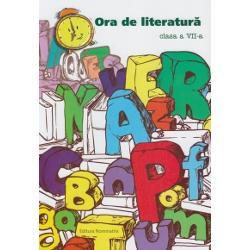 Ora de literatura clasa a VII a