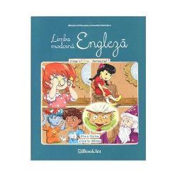 Manual de limba engleza clasa a III a cu CD semestrul I