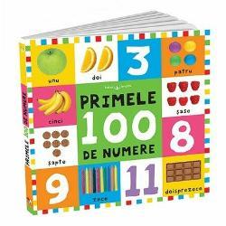 Cuvinte noi &537;i imagini extraordinare - aceast&259; carte con&539;ine combina&539;ia ideal&259; pentru a dezvolta vocabularul copilului t&259;u &238;n timp ce micu&539;ul &238;nva&539;&259; s&259; numere