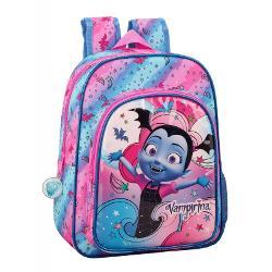 Rucsac Vampirina pentru clasa 0 34 cm un ghiozdan special pentru micuta ta Alege o mica Vampirina Vee un personaj faimos din lumea Disney Junior pentru micuta ta&160;