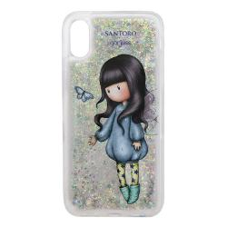 Gorjuss Husa iPhone cu glitter X/XS - Bubble Fairy 977GJ03 imagine librarie clb