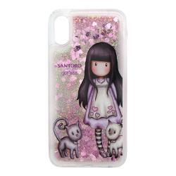 Husa iPhone XXS cu glitter Gorjuss Tall Tails&160;un mod cool si trendy de a-ti pastra telefonul in siguranta Alege cele mai frumoase huse Gorjuss pentru telefonul tau