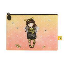 Gorjuss Pouch accesorii -16x2x23cm-Bee Loved 895GJ01