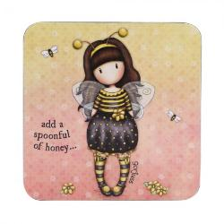 Gorjuss -Suport pahar-Bee Loved-10x10x5cm 206GJ07 imagine librarie clb