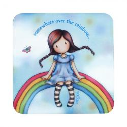 Gorjuss -Suport pahar-Rainbow Heaven-10x10x5cm 206GJ04 imagine librarie clb