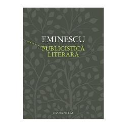 A-l descoperi pe gazetarul Eminescu înseamn&259; a trece peste câteva obstacole nev&259;zute Mai întâi faima sa de poet care ne ispite&537;te s&259; credem c&259; tot ce a avut de spus a scris doar în vers Apoi varietatea deconcertant&259; a textelor publicistice care-l descump&259;ne&537;te pe cititorul de azi p&259;rându-i-se c&259; se pierde în noianul de relat&259;ri ale unor scene dintr-un alt veac Se simte oare în ele