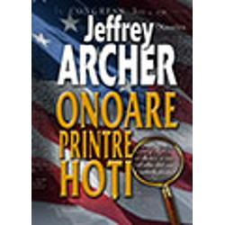 Ca în toate romanele marca Archer întâlnim &351;i în Onoare printre ho&355;i eroi excep&355;ionali &351;i adversari pe m&259;sur&259; Aventuri tensionate r&259;sturn&259;ri de situa&355;ii neprev&259;zute solu&355;ii narative ingenioase toate amplificate incredibil într-un ritm ame&355;itor Avem prilejul s&259; p&259;trundem în teribila &351;i fascinanta lume a mafiei new-yorkeze &351;i s&259; tr&259;im al&259;turi de eroi