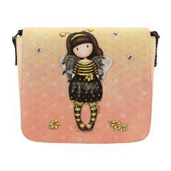 Gorjuss Geanta bareta lunga-6x17x22.5cm-Bee Loved 897GJ01