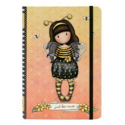 Gorjuss Agenda coperti tari -Bee Loved-Loved-2x13.5x19.5cm 230EC59