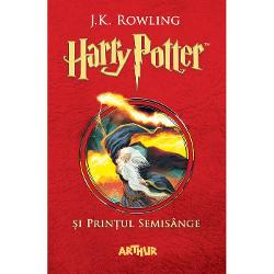 Harry Potter si printul Semisange vol. 6