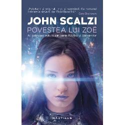 Povestea lui Zoe  al patrulea volum din seria Razboiul batranilor