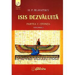 Isis dezvaluita volumul II