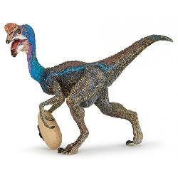 JucariaOviraptoreste o figurina pictata manual care reda intr-un mod magnific imaginea data de reconstructia dinozaurului in cele mai mici detaliiOviraptoreraundinozaurmiccu