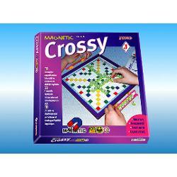 Crossy este un joc de cuvinte Piesele magnetice au înscris pe ele literele alfabetului cu anumite punctaje Câstig&259; cel care la sfâr&351;it are cele mai multe punctep stylecolor 000000; letter-spacing normal; margin-top 0px; margin-bottom 20px; background-color ffffff; text-align