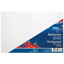 Panza pentru pictura 20x30 cmFabricata din bumbac 100 pe placaj de lemn FARA RAMAProdus de TOPPOINT-Germania
