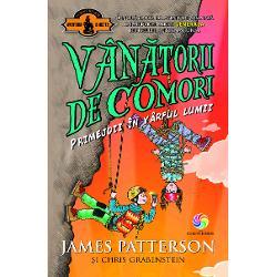 JAMES PATTERSON a scris mai multe c&259;r&355;i-bestseller de top decât orice autor în via&355;&259; vândute în peste 300 de milioane de exemplareFamilia Kidd nu s-a dat niciodat&259; în l&259;turi de la o vân&259;toare de comoriCea mai tare aventur&259; a lor îi poart&259; pe membrii