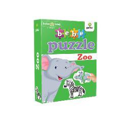 Puzzle-ul con&539;ine20 piese de mari dimensiuni potrivite pentru copiii cu vârsta peste 18 luni Acestea se potrivesc câte dou&259; astfel încât s&259; alc&259;tuiasc&259; 10animale s&259;lbaticePotrivit înc&259; de la 12 luni puzzle-ul dezvolt&259;abilit&259;&539;ile cognitiver&259;bdarea&537;iprecizia