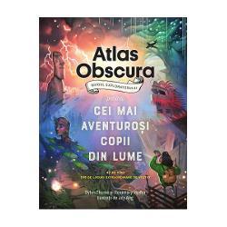 Atlas obscura pentru copii
