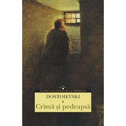 Etalon al romanului dostoievskianCrim&259; &351;i pedeaps&259;nu are nevoie de vreo recomandare special&259; din partea criticului el se recomand&259; singur ca o capodoper&259; a litera turii ruse &351;i universale receptat&259; ca atare pretutindeni al&259;turi deDon Quijote Hamlet Faust Ro&351;u &351;i negru R&259;zboi &351;i pace Madame Bovary…p