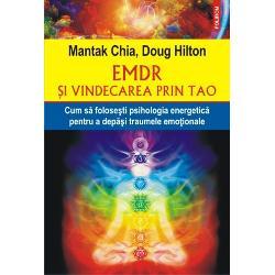 Un ghid ilustrat care combin&259; EMDR cu practicile taoiste predate de maestrul Mantak Chia autorul volumului Tao Lumina care vindec&259;Vechile practici taoiste ne ajut&259; s&259; transform&259;m emo&355;iile negative în energie pozitiv&259; iar dac&259; le combin&259;m cu tehnica EMDR Eye Movement Desensitization