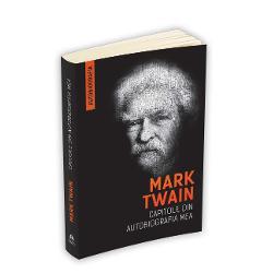 In volumul sau autobiografic Mark Twain se prezinta cititorului intr-o lumina inedita Intr-o proza spumoasa plina de ironie si autoironie scriitorul american povesteste cu naturalete evenimente stanjenitoare ori neobisnuite din propria copilarie si tinerete isi admite neajunsurile si defectele zugraveste caracterul pitoresc al locuitorilor din zonele rurale americaneMark Twain se dezvaluie atat ca om de lume si prieten