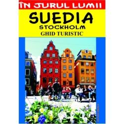 Ghid turistic Suedia imagine librarie clb