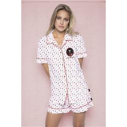 Gorjuss Pijama scurta-From the Heart-M AZ50960-M