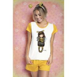 Gorjuss Pijama scurta-Bee Loved-M AZ50953-M