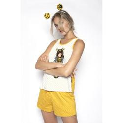 Gorjuss Pijama scurta-Bee Loved-XS AZ50951-XS