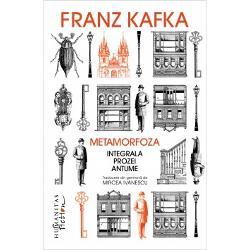 Marea descoperire pe care o poate face cititorul acestui volum – ce cuprinde toate scrierile publicate de Kafka în timpul vie&539;ii – este dimensiunea fundamental poematic&259; a scrisului s&259;u Cel care deschide cartea simte de îndat&259; c&259; scriitorul praghez este în bun&259; m&259;sur&259; un poet Viziuni transcrise cu o rece exactitate uneori sub forma fragmentului dar &537;i în texte cu