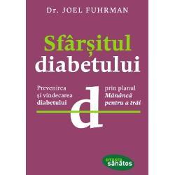 M&259;nânc&259; mai bine scap&259; de diabetÎn Sfâr&537;itul diabetului dr Joel Fuhrman ne arat&259; cum putem preveni &537;i inversa evolu&539;ia diabetului &537;i a simptomelor asociate sc&259;pând totodat&259; &537;i de kilogramele în plus De fapt cei mai mul&539;i dintre diabetici pot s&259; se lipseasc&259; de medicamente &537;i s&259; devin&259; 100 s&259;n&259;to&537;i în doar