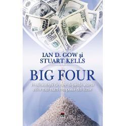 Big Four prezint&259; între altele istoria de câteva secole a celor maimari firme de contabilitate &537;i audit din întreaga lume ce alc&259;tuiescgrupul Big Four – Deloitte Pricewaterhouse- Coopers Ernst &Young &537;iKPMGTrecutul acestora reprezint&259; o poveste fascinant&259; desprebog&259;&539;ie putere &537;i norocExtrem de influente la nivel global acestea realizeaz&259; anual un profitcumulat de
