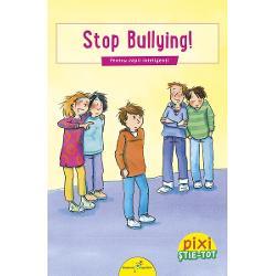 Pixi ne educ&259; &537;i ne previne cu privire la h&259;r&539;uire &537;i intimidareAceast&259; c&259;rticic&259; nu trebuie s&259; lipseasc&259; din biblioteca niciunui copil Cu atitudinea potrivit&259; &537;i cu informa&539;iile corecte fenomenul bullying-ului poate fi stopatUnii copii se iau de al&539;ii îi nec&259;jesc pentru ca la rândul lor tot mai mul&539;i copii s&259; râd&259; de ei