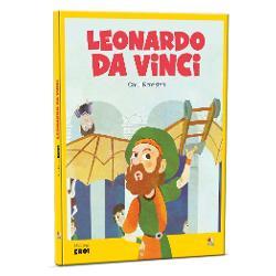 C&226;nd era mic &537;i era &238;ntrebat ce ar vrea s&259; se fac&259; atunci c&226;nd va cre&537;te nu &537;tia ce s&259; r&259;spund&259; pentru c&259; &238;l interesa totul Cei mai mul&539;i &238;l cunosc ca pictor de&537;i &238;n realitate Leonardo Da Vinci a fost &537;i inventator om de &537;tiin&539;&259; inginer arhitect filozof scriitorDar cel mai important nu este faptul c&259; a f&259;cut multe lucruri ci c&259; a &238;ncercat &238;ntotdeauna