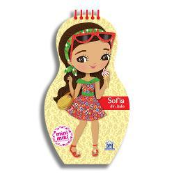 """""""Bun&259; M&259; numesc Sofia &537;i locuiesc în Italia Noi vorbim limba italian&259; &537;i la Buna ziua spunem Buongiorno"""" Sofia v&259; prezint&259; pe scurt cele mai reprezentative aspecte ale culturii Italieiiar copiii vor înv&259;&539;a - cum este &537;coala în Italia - care este alimenta&539;ia italian&259; - despre Carnavalul din Vene&539;ia - despre Turnul din Pisa - cât de pasiona&539;i"""