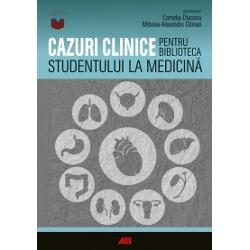 Cazuri clinice pentru biblioteca studentului la medicina imagine librarie clb