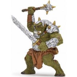 Figurina Papo - Ork gigant cu sabieJucarie educationala realizata manual excelent pictata si poate fi colectionata de catre copii sau adaugata la seturile de joaca cum ar fi personaje de basm si legendaetcUn excelent stimulent pentru a extinde imaginatia copiilor dezvoltand multe oportunitati de joacap stylecolor