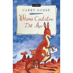 Un roman scris de câ&537;tig&259;torul Medaliei de Aur SmartiesBunicul &537;i Roo — un câine cu personalitate &537;i opinii ferme — pleac&259; în expedi&539;ie pentru a-l c&259;uta pe unchiul Vincent de care nu mai &537;tiu nimic de mult&259; vremeMai întâi ei zboar&259; în Australia cu singurul avion cu aburi din lume Apoi c&259;rându-&537;i echipamentul în noul c&259;rucior de golf al unchiului