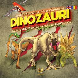60 de întreb&259;ri &537;i r&259;spunsuri despre dinozauri &536;ti&539;i când au ap&259;rut dinozaurii pe P&259;mânt Cum au tr&259;it ei cât de mari au fost cum s-au hr&259;nit &537;i cum difer&259; de celelalte reptile Cât de de&537;tep&539;i erau dinozaurii ce obiceiuri ciudate aveau &537;i cum au cucerit ei cerul Afla&539;i totul despre aceste fiin&539;e extraordinare &537;i în acela&537;i timp v&259;