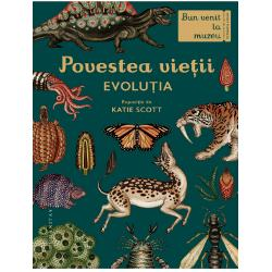 Bun venit la Povestea vie&355;iiIntr&259; &537;i descoper&259; cum a ap&259;rut &537;i a evoluat via&355;a pe P&259;mânt În acest compendiu fabulos ilustrat ve&355;i g&259;si peste 80 dintre cele mai uluitoare vie&355;uitoare de pe uscat din aer &537;i din ap&259; de la cea mai mic&259; bacterie laTyrannosaurus rex&537;i de la megafauna erei glaciare lahomo sapiensFiecare vie&355;uitoare aleas&259; s&259;