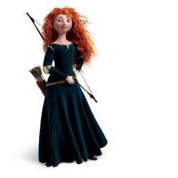 MERIDA - Disney Pixar FilmDimensiune 10 cm