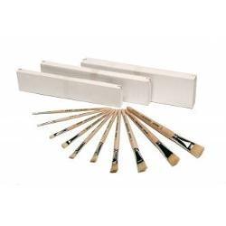 Pensula tesita JOLLY nr16 Fabricata din par natural Imagine de prezentare-generala Produs de JOLLY-Austria