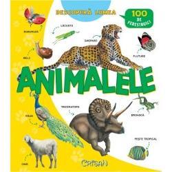 Animalele Descopera lumea
