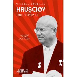 Multa vreme Hrusciov a fost doar un personaj secundar in biografiile lui Stalin Cartea lui William Taubman bazata pe o documentatie ampla desfasurata pe parcursul a peste 20 de ani incearca sa-i dea lui Hrusciov locul pe care-l merita in istoria ultimului secol Tentativa lui indrazneata dar confuza de a reforma comunismul a stat la originea unui lung si straniu proces de ascundere a unui sistem inuman sub o fata umana la inceput a