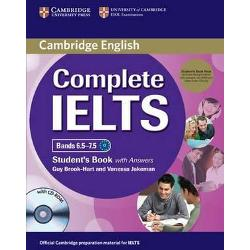 This course covers all parts of the IELTS exam in detail providing information advice and practice to ensure that students are fully prepared for every aspect of the examInformed by the Cambridge English Corpus Complete IELTS includes examples and exercises which tackle key IELTS problem areas making it the most authoritative IELTS exam preparation course available Students can choose the level most appropriate to the band they are aiming for