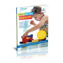 """""""Pot s&259; fac singur""""este un bestseller interna&539;ional bazat pe principiilemetodei Montessori care î&537;i propune s&259; îi ajute pe p&259;rin&539;ii ocupa&539;i s&259; petreac&259; timp de calitate al&259;turi de copiii lor Volumul con&539;ine peste70 de activit&259;&539;iexplicate pas cu pas înso&539;ite de instruc&539;iuni &537;i sugestii al"""