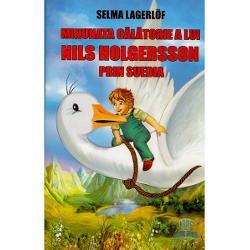 Minunata calatorie a lui Nil Holgersson prin Suedia