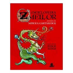 Ilustrat&259; din abunden&355;&259; cu desene dupa natur&259; ie&351;ite din pana inspirat&259; a lui Tudor Banu&351;Enciclopedia zmeilorde Mircea C&259;rt&259;rescu aduce pentru prima dat&259; la lumin&259; o lume întreag&259; ce p&259;rea pierdut&259; pentru totdeauna Urme ale mitologiei zmeilor exist&259; e drept în folclorul românesc dar cum s-a remarcat de mult zmeul nu are chip &351;i nici tr&259;s&259;turi distinctive clare