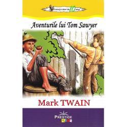 Mark Twain pseudonimul literar al lui Samuel Langhorne Clemens n30 noiembrie 1835 - d21 aprilie 1910 a fost un scriitor satirist si umorist american autorul popularelor romaneAventurile lui Tom Sawyer Print si cersetor Aventurile lui Huckleberry FinnsiUn Yankeu la curtea regelui ArthurAproape toate aventurile ilustrate din cartea de fata sunt intamplari adevarate una-doua sunt ale mele celelalte ale fostilor mei colegi de